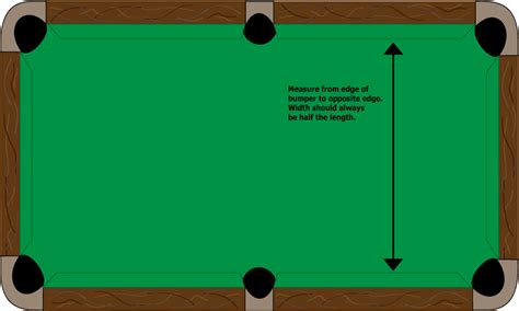 8 pool table dimensions room requirements everything billiards spas