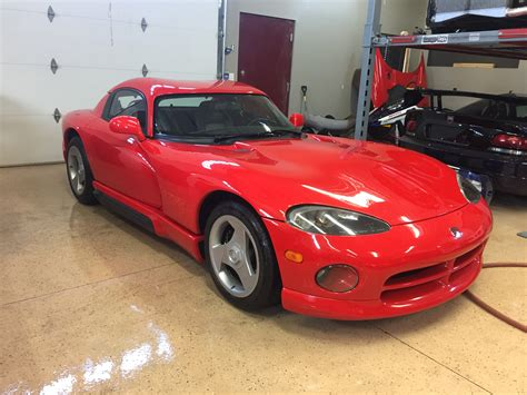 Dodge Viper Forum by 1994 Dodge Viper Rt10 Clean Driver Corvetteforum