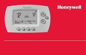 Honeywell Thermostat Th6320wf User Guide