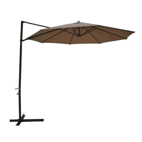 Cantilever Patio Umbrellas by Southern Sales Offset Patio Umbrella 10 Polyester