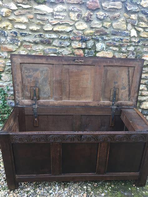 antique oak coffer antiques atlas