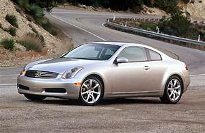 Car Review  2004 Infiniti G35 Coupe
