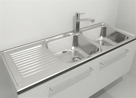 Clark Punch Double End Bowl Sink   RH   Design Content