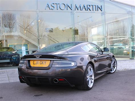 Used 2018 Aston Martin Dbs V12 For Sale In Cambridgeshire Pistonheads