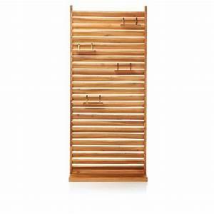 Terrasse Selber Bauen Holz : selber machen sichtschutz lamellen aus holz vorderansicht garten pinterest ~ Markanthonyermac.com Haus und Dekorationen