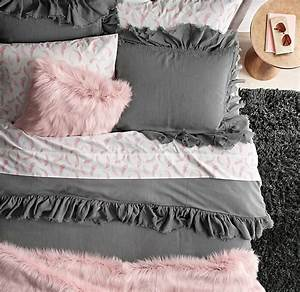 Deco Table Rose Et Gris : 1001 conseils et id es pour une chambre en rose et gris ~ Melissatoandfro.com Idées de Décoration