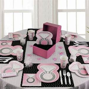 cheap bridal shower decorations ideas bridal shower table With wedding shower decorations cheap