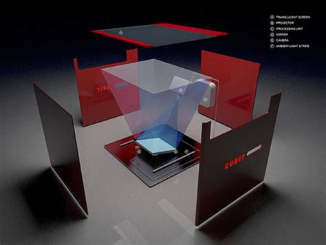 diy multitouch table project offers  cost alternative