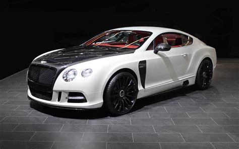 Mansory Bentley Continental Gt Wallpaper Hd Car