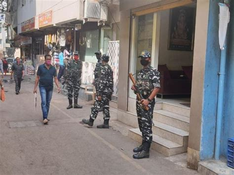 Mumbai: ED raids premises of MLA Hitendra Thakur owned ...
