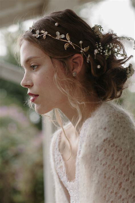 wedding headpieces bridal crown wedding tiara boho