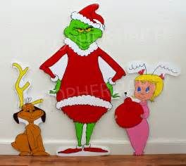 Whoville Christmas Tree For Sale by The Grinch Grinch And Max Cindy Lou Who By Aproperparty On