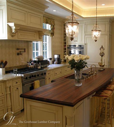 pin  kitchen islands  wood countertops
