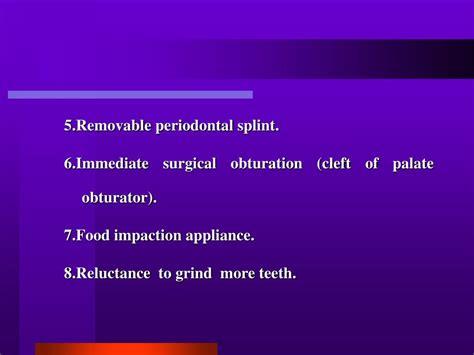 Ppt Removable Partial Denture Powerpoint Presentation