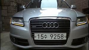 Audi A6 2010 : 2010 audi a6 c6 headlights diy modification youtube ~ Melissatoandfro.com Idées de Décoration