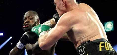 Deontay Wilder vs Tyson Fury: Pay Per View Figures Behind ...