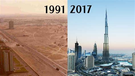 Dubai - Then & Now   Dubai then and now, Dubai, Dubai 1990