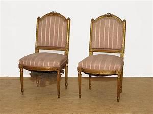 Antike Stühle Um 1900 : paar st hle louis seize um 1900 furthof antiquit ten am bodensee ~ Markanthonyermac.com Haus und Dekorationen
