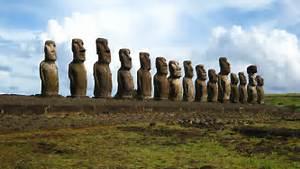The Moai Statues on Easter Island, Chile - A Lesson - Easter Island (Chile)
