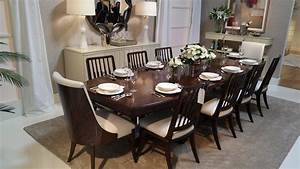 Stanley Furniture Crestaire Dining Room Collection By