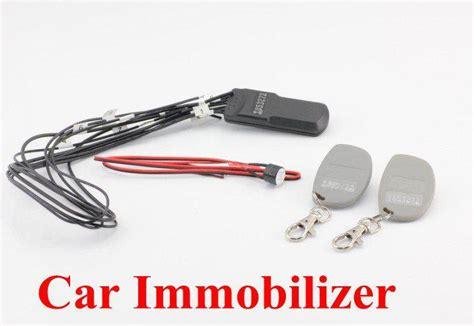 Car Alarm Immobilizer With Anti Theft