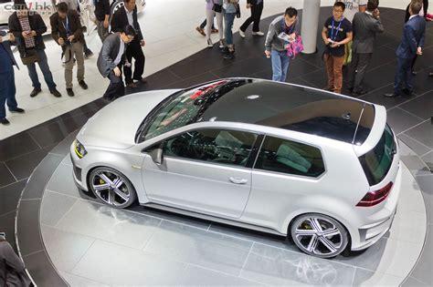 Vw R 400 by 北京直擊 Volkswagen Golf R 400 最強概念鋼炮 多圖 香港第一車網 Car1 Hk