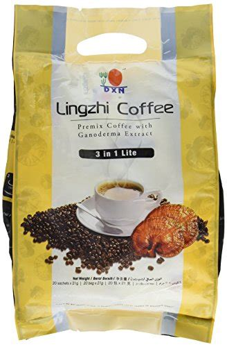 Lingzhi coffee (3 in 1) lite is another new variant of the dxn lingzhi coffee series. DXN Lingzhi Lite Coffee 3 in 1 with Ganoderma Coffee and ...