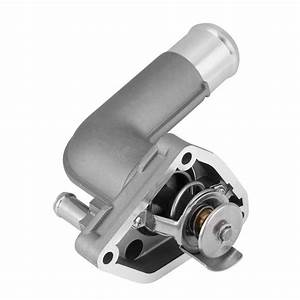Car Thermostat Engine Coolant Thermostat Assembly For