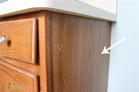 how to stain oak cabinets how to use gel stain on cabinets the good the bad
