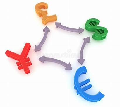 Exchange Trading Foreign Currency Global Forex Abstracte