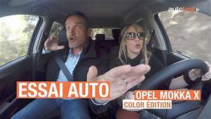 Opel Mokka X Edition : essai opel mokka x color edition 2017 youtube ~ Medecine-chirurgie-esthetiques.com Avis de Voitures