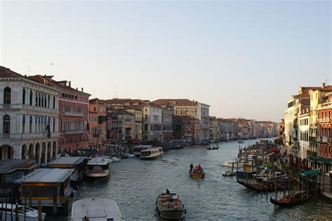 Canals Of Venice Italy Travel And Tourism
