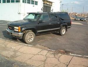 Sell Used 1999 Gmc Suburban 2500 Turbo Diesel 120k Miles 6