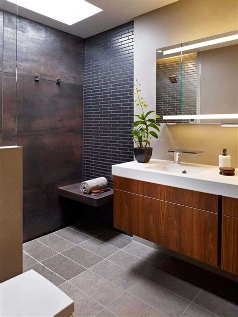 amazing mid century modern bathrooms  soak  senses