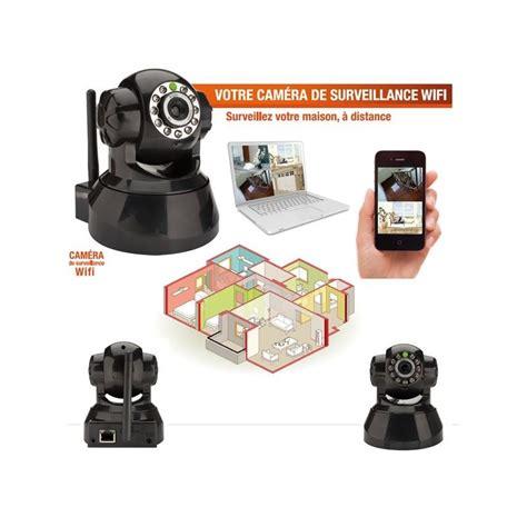 surveillance interieur sans fil 233 ra de surveillance sans fil wifi motoris 233 e avec d 233 tecteur de