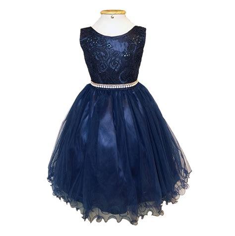 vestido de festa infantil longo azul marinho luxo princesa