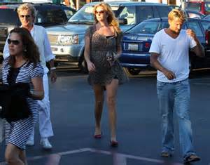 Rod Stewart and Family