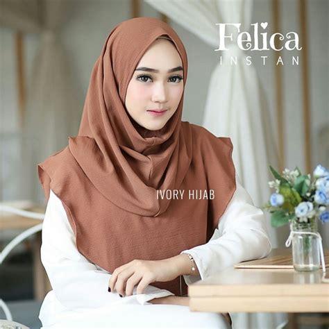 hijab terbaru instan tutorial hijab terbaru