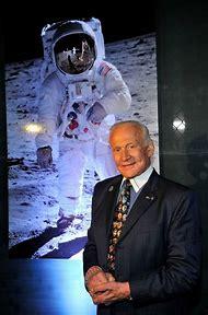 Buzz Aldrin Moon Landing