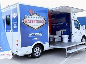 Negoce Auto Arras : 200 dates pour le watertruck de watermatic ~ Medecine-chirurgie-esthetiques.com Avis de Voitures