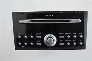 Ford Mondeo Radio : ford mondeo mk3 2004 lhd radio stereo 6 cd disc player ~ Jslefanu.com Haus und Dekorationen