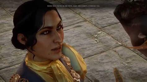 Dragon Age Inquisition Josephine Female Qunari Final