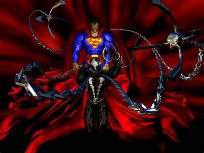 Superman Wallpapers 1080p Spawn Background Backgrounds Desktop