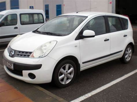 2005 Nissan Note 1 4 Related Infomation Specifications