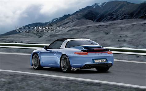 New Porsche 911 Future Models Detailed