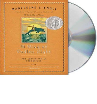 A Ring Of Endless Light Book by A Ring Of Endless Light Cancelled Madeleine L Engle