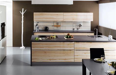 cuisines tendances cuisine tendance schmidt photo 4 25 un style boisé