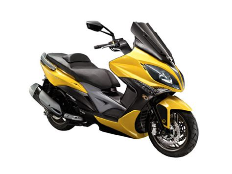 Kymco Xciting 400i Image by 2013 Kymco Xciting 400i Review Top Speed