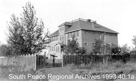 South Peace Regional Archives