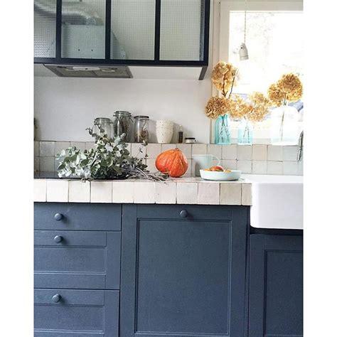 cuisine bleu nuit cuisine bleue maison